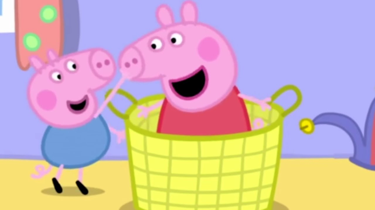 Peppa pig italiano nascondino cartoni animati 1 youtube for Peppa in italiano