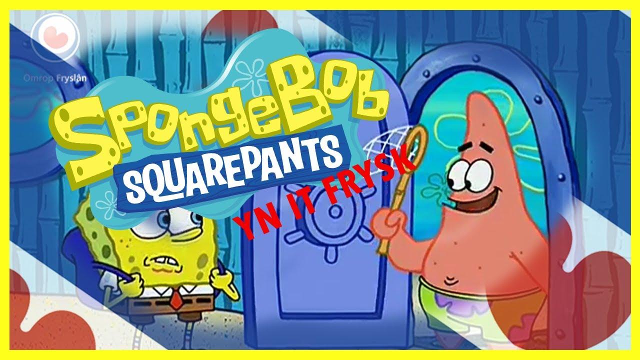 Spongebob Yn It Frysk Youtube