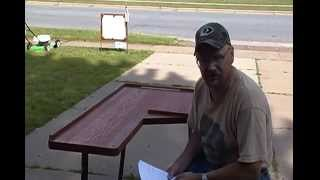 Building Your Own Portable Shooting Bench For Longuns Or Pistol Shooting