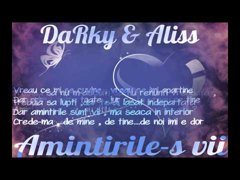 Darky ft. Aliss - Amintirile-s vii