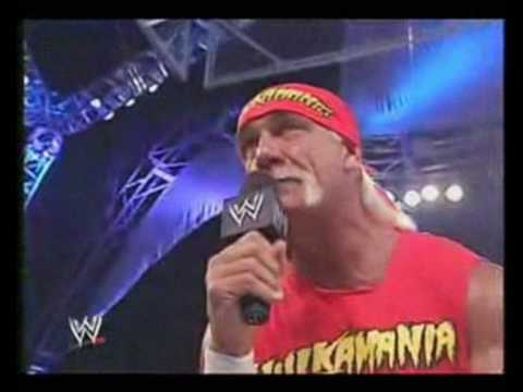 Hulk Hogan - It's all about THE MONEY!!!
