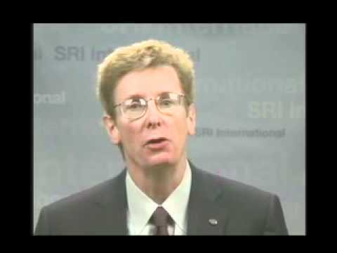 Curtis R. Carlson, SRI International President and CEO - Remarks (Part 3 of 10)