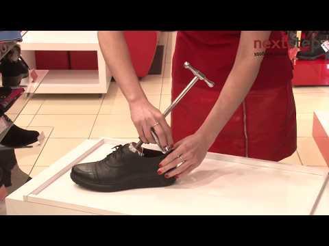 Как растянуть обувь в подъеме