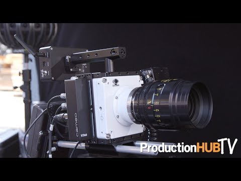 AbelCine Showcases Cameo Accessories for the Vision Research Phantom VEO at Cine Gear Expo 2017