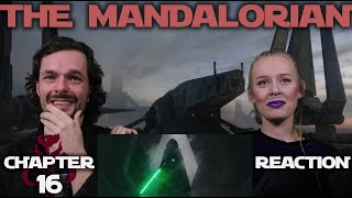 The Mandalorian 'Chapter 16: The Rescue' - Reaction & Review!