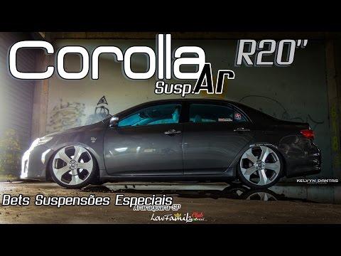 Corolla R20 Suspens o a AR Rafael Lindolpho BetsSuspenses LowFamilyclub