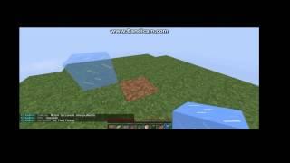 Tutorial minecraft [#01] Come avere pietra infinita negli skyblock