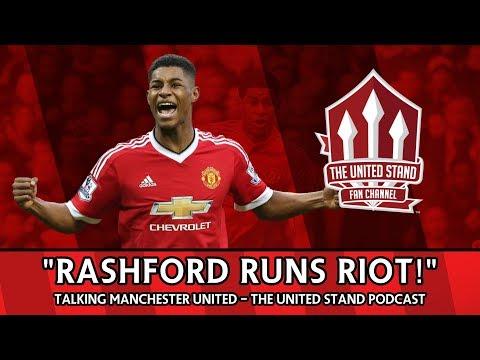 Rashford Runs Riot | Talking Manchester United Podcast