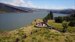 Beercycling - Mosier to Hood River, Oregon