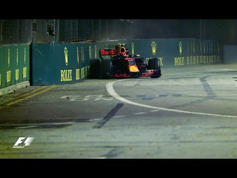 2017 Singapore Grand Prix: FP2 Highlights