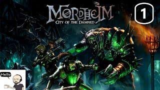 Mordheim, City of the Damned. Human Mercenaries. Episode 1.