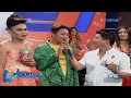 Wowowin: Special teenager, pinasaya ni Willie Revillame