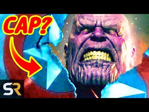 Avengers: Infinity War Theories Crazy Enough To Be True