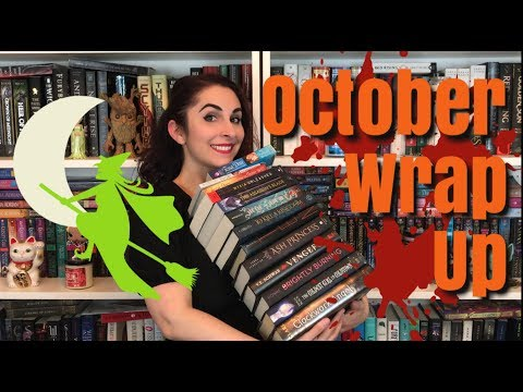 The Naughty Librarian: October 2018 Wrap Up!