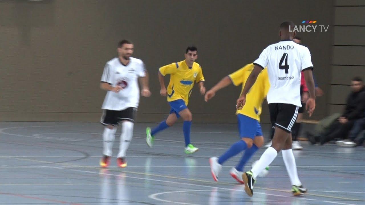 LANCY TV - T'whereline Association: le futsal amateur genevois a son  nouveau tournoi!