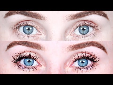 12cd37fadc9 TESTING OUT DRUGSTORE MASCARAS?! | Lauren Curtis - YouTube