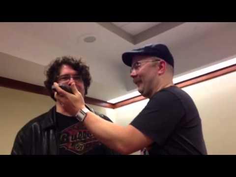 Chris Sabat and Sean Schemmel prank call