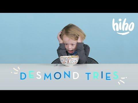 Desmond Tries | Kids Try | HiHo Kids