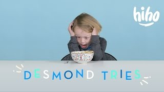 Desmond Tries | Kids Try | HiHo Kids