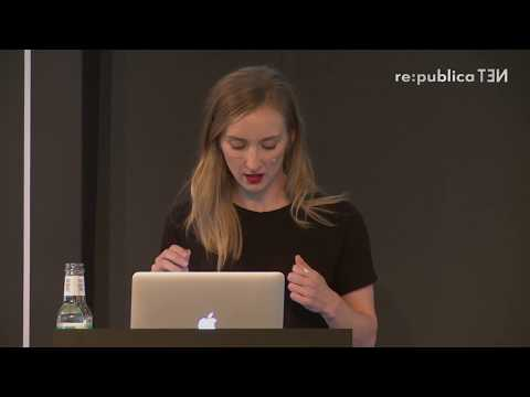 re:publica 2016 – Addie Wagenknecht, Jillian York: Nudes and N00dz on YouTube