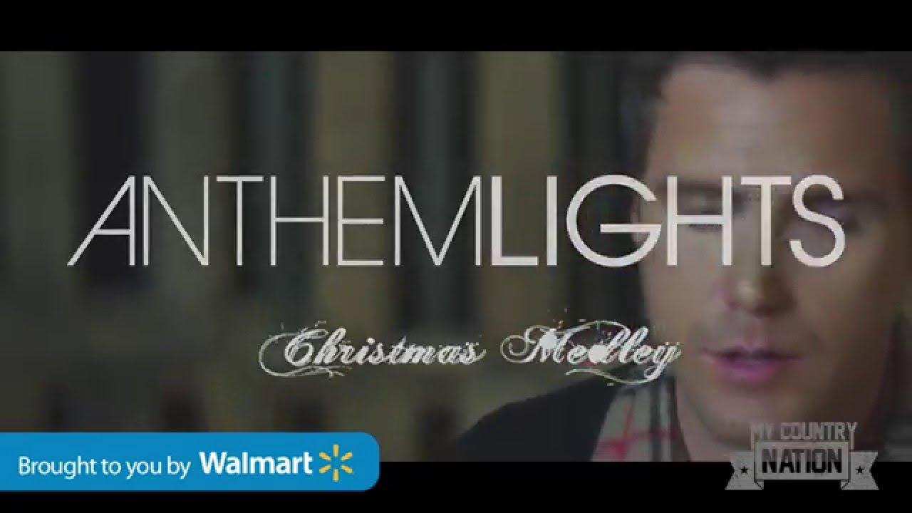 Christmas Medley | Anthem Lights - YouTube