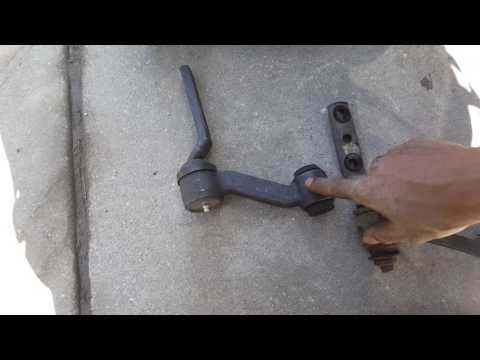 EASY DIY Idler Arm Replacement 1998-2002 Grand Marquis, Crown Victoria, Towncar