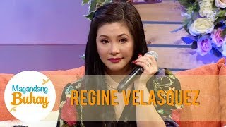 Magandang Buhay: Regine talks about her relationship with her siblings