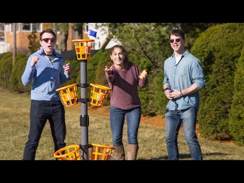 Bean Bag Bucketz | Bean Bag Basket Toss Game