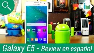 samsung galaxy e5 review en espaol