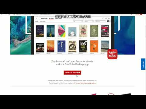 How To Download E-Books Using Kobo