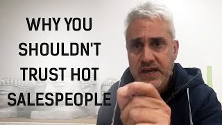 Why you shouldn't trust hot salespeople & other logical fallacies