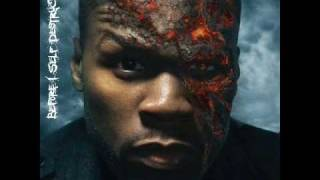 50 Cent before i self destruct album cover (OFFICIAL)