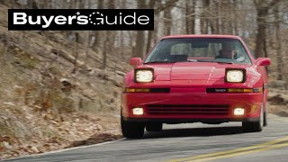 It's got boost, the legendary 1990 Toyota Supra Turbo | Buyers Guide