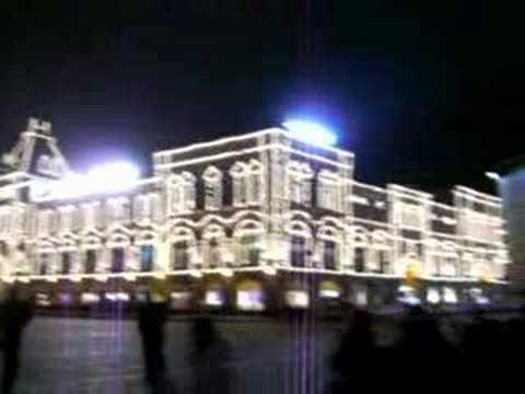 Ruben Canals en Moscow