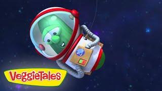 """Veggies In Space: """"Floating"""" Digital Short"""