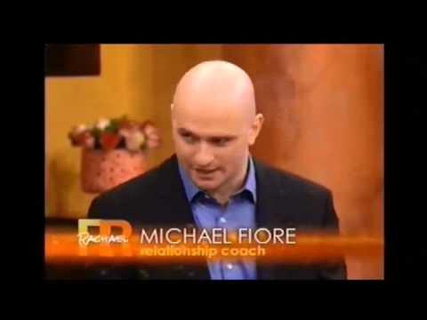 Michael Fiore On Rachael Ray - Text the Romance Back Program - YouTube