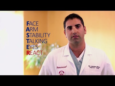 Signs Of A Stroke | Think F.A.S.T.E.R.