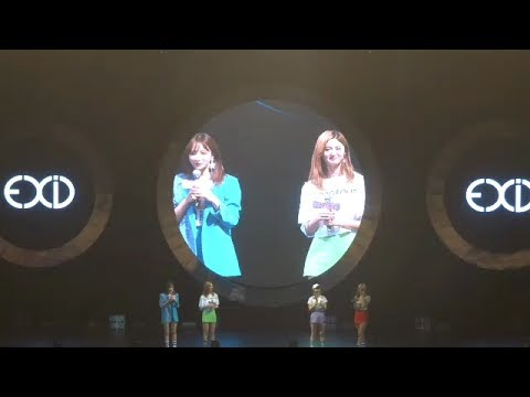 [170617] EXID Asia Tour in HK 2017 - Encore : Fans Project video + Reaction + How Why