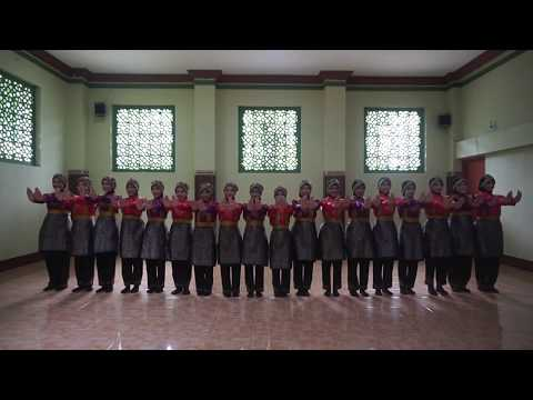 Tari Saman MTsN 1 Jakarta Juara 1 @SMP 182