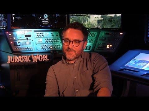 Jurassic World: Director Colin Trevorrow Talks Sequels and Spielberg