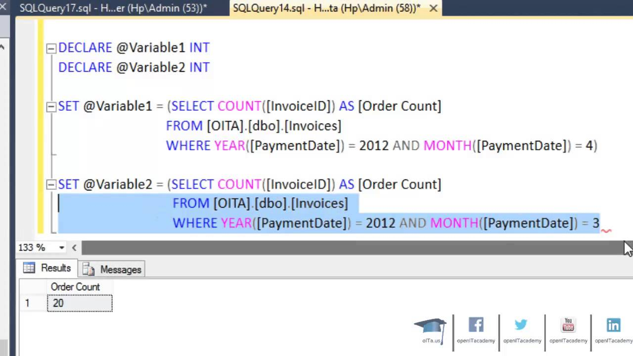how to create stored procedure for select statement in sql