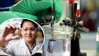 Изобретена батарея которая может работать 400 лет или 200 тысяч зарядов и разрядов.