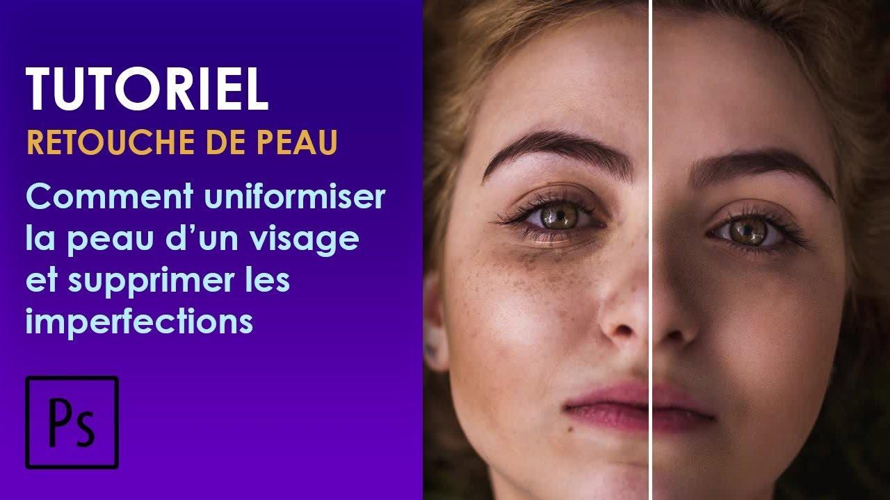 [TUTO] Retouche de peau ultrarapide sur Photoshop CC 2018