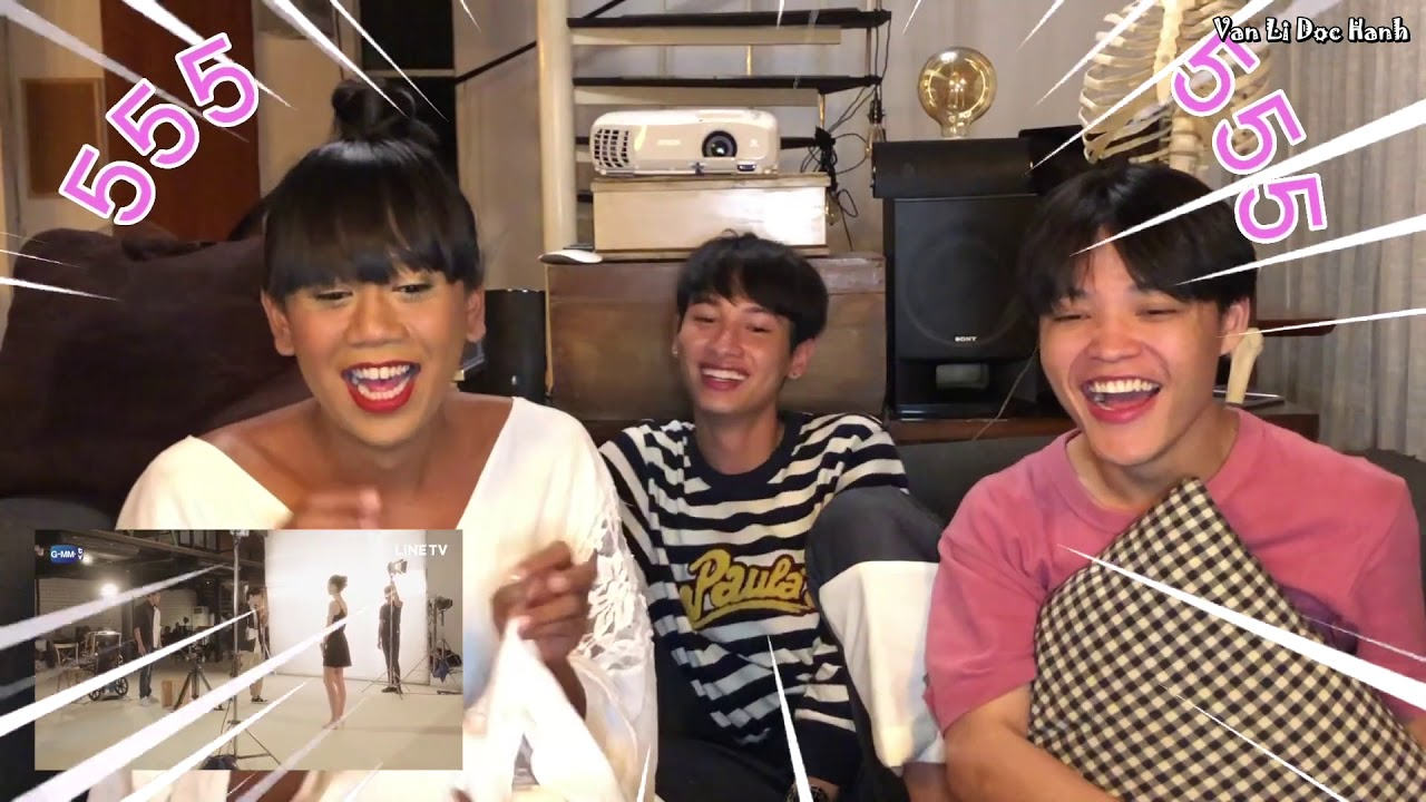[Vietsub] OffGun   Reaction Theory of Love Ep.6