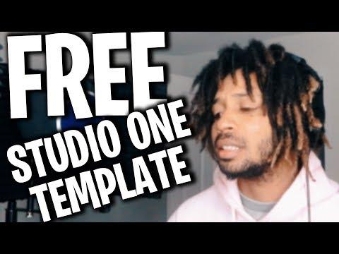 FREE Studio One 4 Template - Juice WRLD Future & Sad Type Vocals