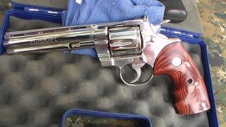 Colt Python: Best Revolver Ever