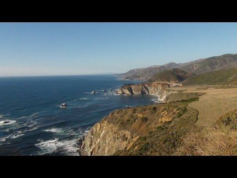 Down By the Bay 2016 (Pt. 30) - Driving the Pacific Coast Highway to Big Sur, California