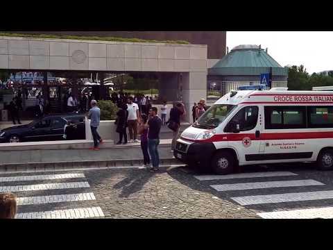 Tragedia Università Fisciano: studente precipita nel vuoto