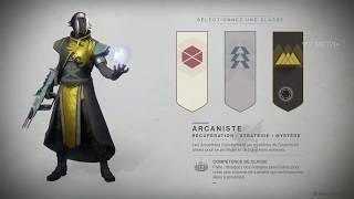 Destiny 2 Bêta - Gameplay Arcaniste