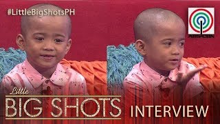 Little Big Shots Philippines: Carlo | 6-year-old Viral Gigil Kid